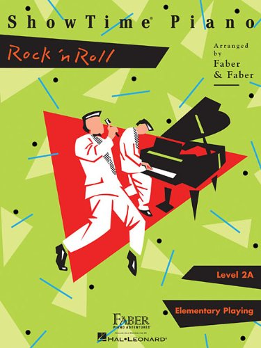 - ShowTime  Piano Rock 'n Roll: Level 2A