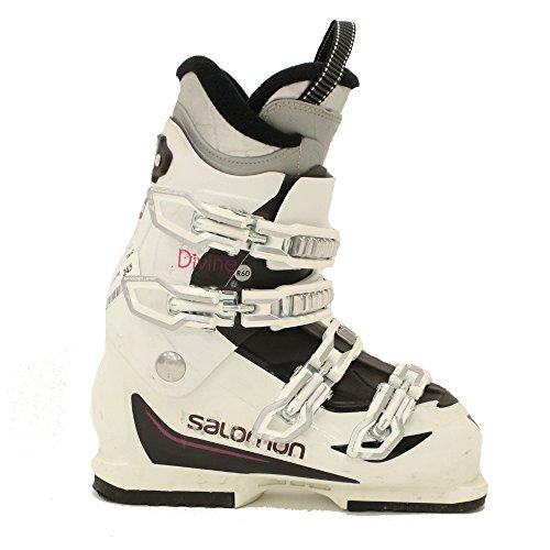 Used 2015 Womens Salomon Divine R60 Ski Boots Sale