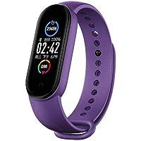 CHYA M5 Smart Sportband Fitness Tracker Activity Tracker Horloge Met Hartslagmeter Ip68 Waterdichte Smartwatch Met…