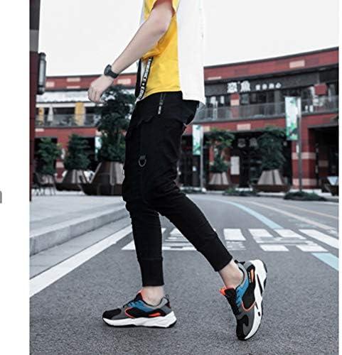 大きいサイズ スポーツシューズ メンズ ローカット スニーカー メッシュ ウォーキングシューズ 通気 軽量 滑り止め ランニングシューズ アウトドア おしゃれ 通学 通勤 カジュアル 運動会 スポーツ 厚底スニーカー
