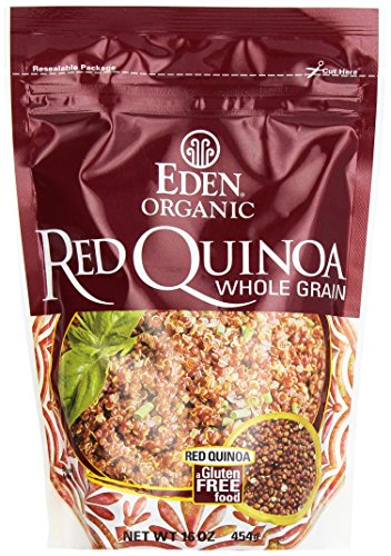 Eden Foods Organic Red Quinoa, 16 oz by Eden