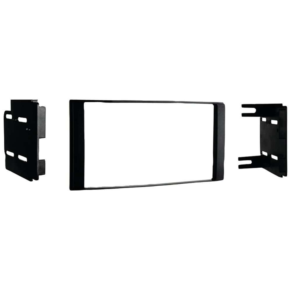 New Metra 95-7621 Double DIN Stereo Dash Kit for 2014-up Nissan Versa Note SL SV