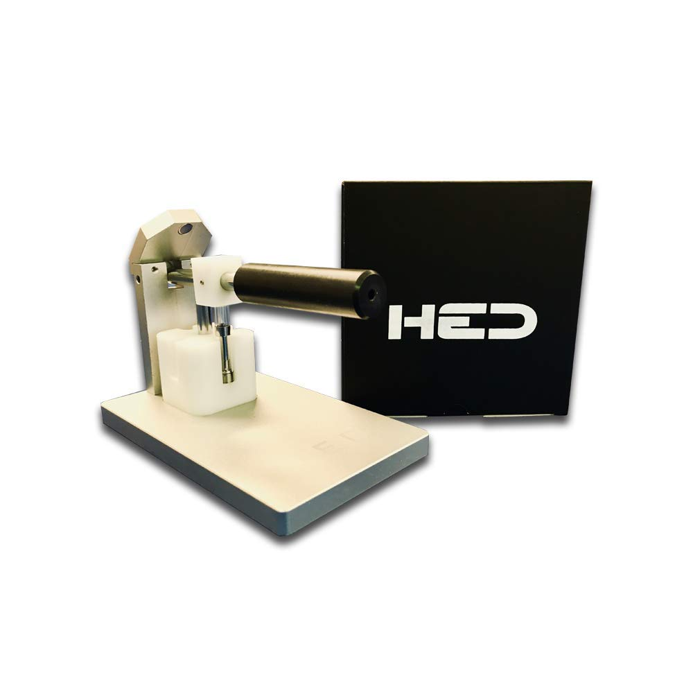 HED Press and Ceramic Wickless Cart Bundle, Uniformly Burns High ...