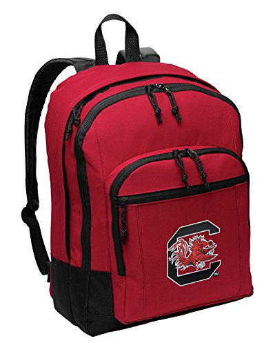South Carolina Gamecocks Backpack CLASSIC University of South Carolina Bag School