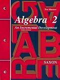 Algebra 2, John Saxon, 1565771427