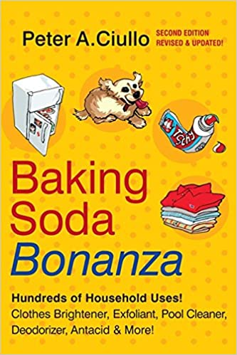 50 Ways To Clean With Homemade Baking Soda Paste