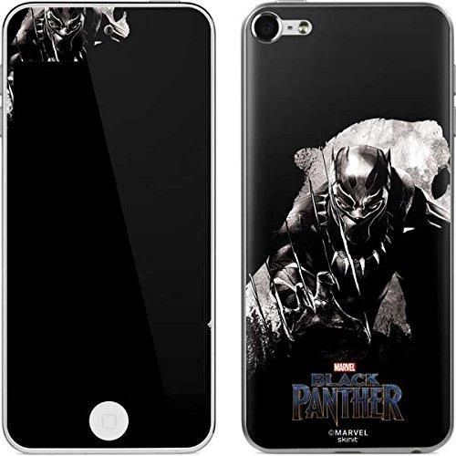 Black Up Close Panther (Black Panther iPod Touch (6th Gen, 2015) Skin - Black Panther Up Close | Marvel & Skinit Skin)