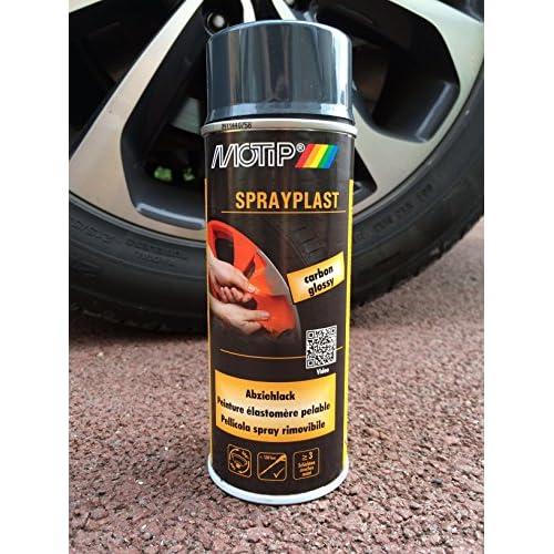 Motip spraypl. carbone GL. 400Vernis 39654003/02–08/12