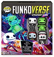 POP Funkoverse: The Nightmare Before Christmas 100