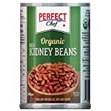 Perfect Chef Organic Red Kidney Beans (12-Pack)