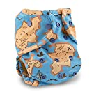 Buttons Cloth Diaper Cover - One Size (Adventure)