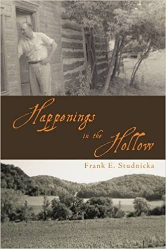 Book Happenings in the Hollow