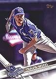 2017 Update Series #US62 Travis Wood Kansas City Royals Baseball Card