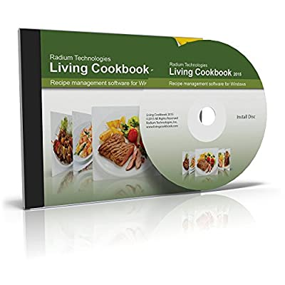 Living Cookbook 2015 (for Windows 8 / Windows 7 / Windows Vista / Windows XP SP3)