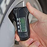 Tyre Pressure Gauge with Deflation Monitoring