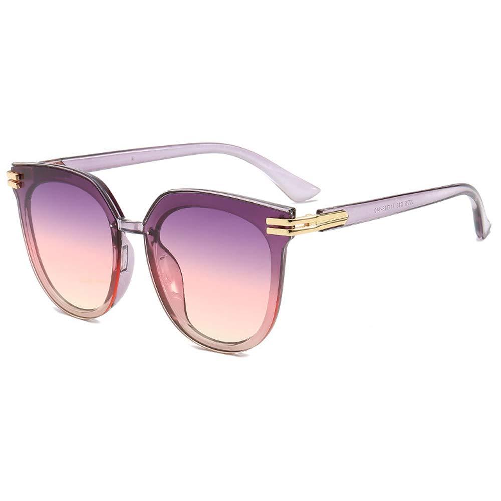 Sunglasses Lady Fashion Driving Big Frame Sunglasses