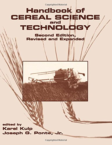 Handbook of Cereal Science and Technology, Second Edition, Revised and Expanded (Food Science and Technology)