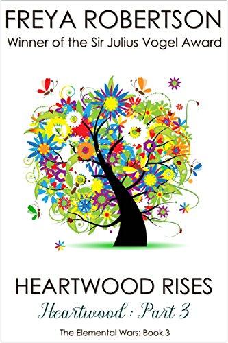 Heartwood (The Elemental Wars)