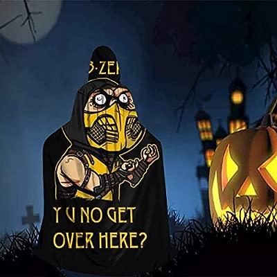 Ninja Meme Sub Zero Mortal Kombat Capa con Capucha Unisex ...