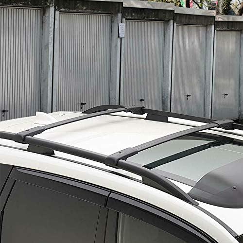 SnailAuto Fit for 2020 Ford Explorer Cross Bars Roof Racks Luggage Racks Black