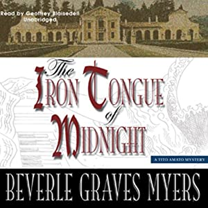 The Iron Tongue of Midnight Audiobook