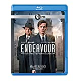 Masterpiece Mystery!: Endeavour Season 4 (UK- Length Edition) Blu-ray