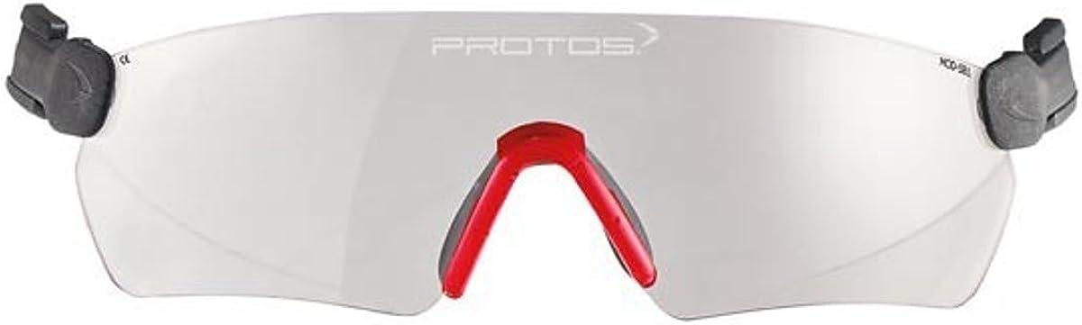 Protos Integrale–Gafas Protectoras para Casco Sistema