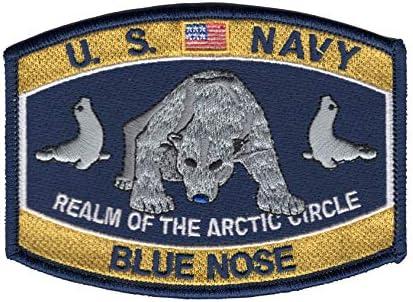 Polar Bear Corson OS Hat Blue