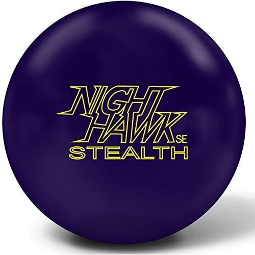Image of AMF Nighthawk Stealth SE Bowling Ball, Midnight Blue, 14 lb Bowling Balls