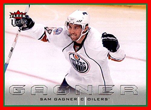 (2009-10 Ultra #62 Sam Gagner EDMONTON OILERS)
