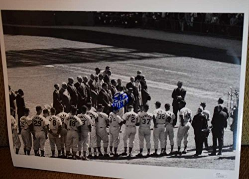 Stan Musial Autographed Photo - Stan Musial Autographed Photo - Certified Original 11x14 Authentic - JSA Certified - Autographed MLB Photos