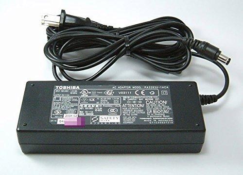 Toshiba original 75W PA3283U-1ACA AC Adapter for Toshiba Toshiba Equium A100 SERIES: A100-147, A100-027, A100-306, A100-337, A100-338,M50, M50-216, M50-164, 100% compatiable with P/N: PA3378U-1ACA, PA3378U, PA3378E-1ACA, PA3378E, PA3283U, PA3283U-1ACA, PA3283U-2ACA, (Toshiba Pa3283u 1aca Laptop)