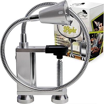 Amazon.com: Magnético LED lámpara de parrilla para barbacoa ...