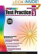 #10: Spectrum Test Practice, Grade 3
