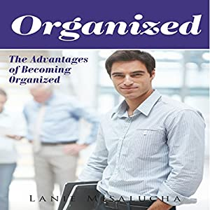 Organized Audiobook