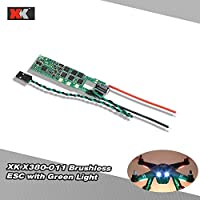 XK X380-011 Brushless ESC Electronic Speed Controller w/ Green Light for XK X380