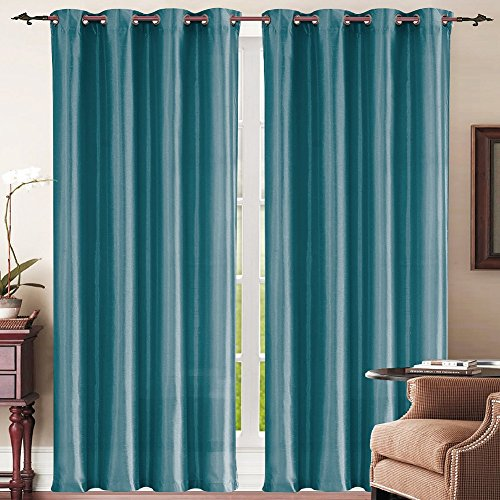 3 Pack Curtain Panels With Grommets