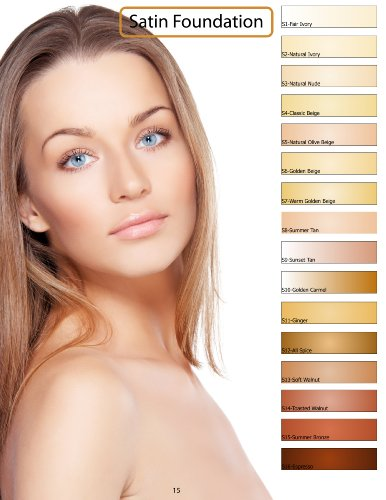 Hair Ivory Skin Tv Tropes Hair Color For Tanned Skin