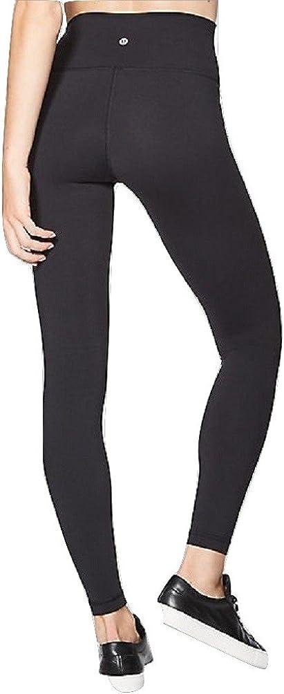 Lululemon Wunder Under Yoga Pants High-Rise (Black, 2)