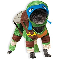 Rubie's Teenage Mutant Ninja Turtles Leonardo Pet Costume, X-Large