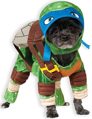 Rubie's Teenage Mutant Ninja Turtles Leonardo Pet Costume, Large ()