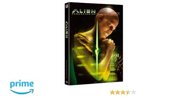 Alien 4 Resurreccion: Edición Especial [DVD]: Amazon.es: Sigourney Weaver, Winona Ryder, Dominique Pinon, J D Freeman, Ron Perlman, Gary Dourdan, ...