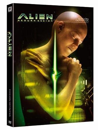 Alien 4 Resurreccion: Edición Especial [DVD]