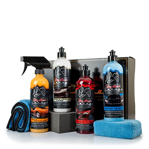 Jay Leno's Garage Complete Vehicle Care Kit (Vehicle Care)