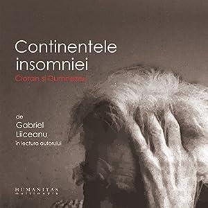 Continentele insomniei Audiobook