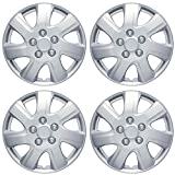 #7: BDK Toyota Camry 2006-2014 Style Hubcap Wheel Cover, 16