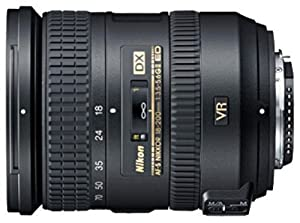 AF-S DX Nkr 18-200mm F/3.5-5.6G ED VR II