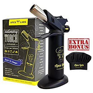 Butane Torch Lighter for Creme Brulee