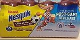 Nestle Nesquik Chocolate Lowfat Milk - 15/8 oz. Bottles (2pack)
