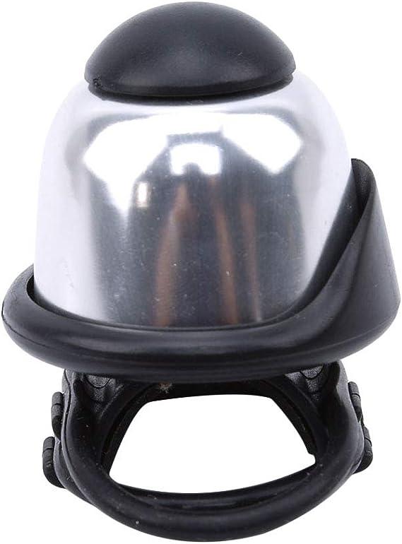 Bomcomi Fahrrad Mountainbike Klingel Super Laut Retro Vintage Speaker Kind-Auto-Roller-Aluminium-Legierung Glocke